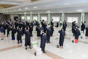 todos los graduandos